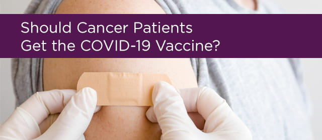 Learn more about the COVID-19 recommendations for cancer patients