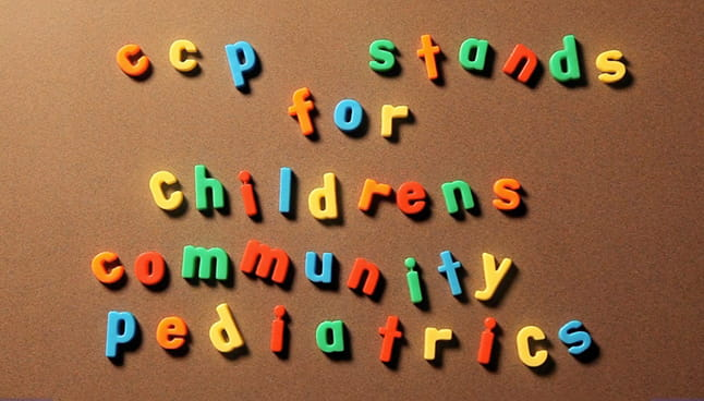 Children's Community Pediatrics 2011 Annual Report