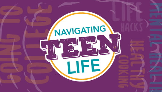 Navigating Teen Life TV Special on the Pittsburgh CW