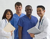 Careers doctors and staff