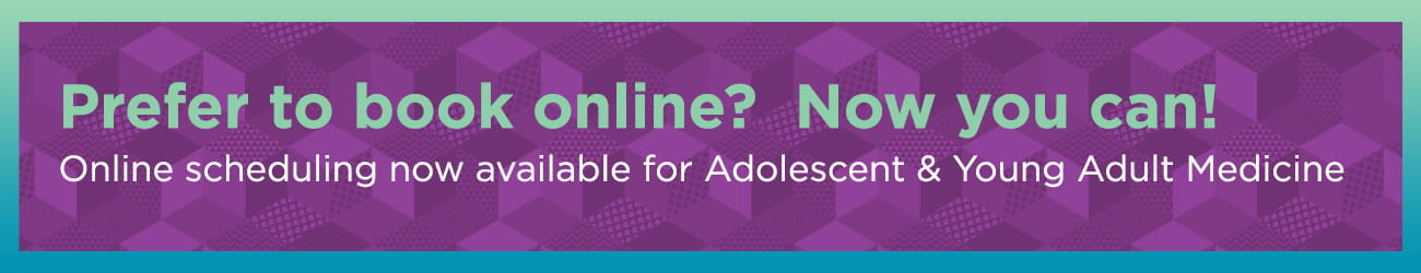 Adolescent and Young Adult Medicine