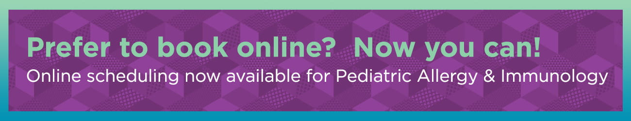 Prefer to book online? Now you can!