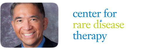 George Mazariegos, MD, Center for Rare Disease Therapy
