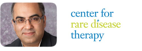 Ken Nischal, MD, FRCOphth, Center for Rare Disease Therapy