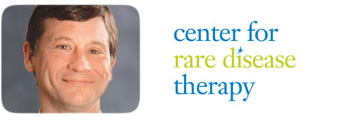 Jerry Vockley, MD, PhD, Center for Rare Disease Therapy