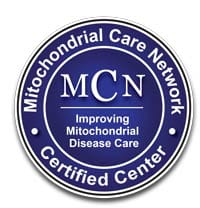 Mitochondrial Care Network Certified Center