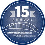 15th Annual Pittsburgh Conference on Child Maltreatment logo