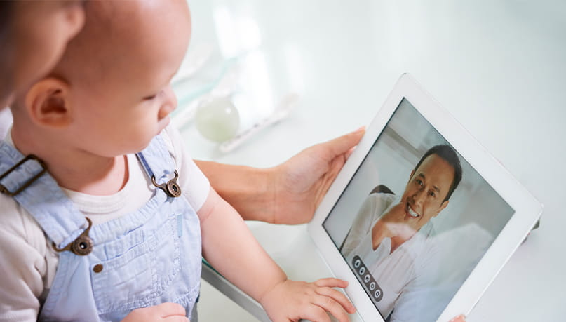 UPMC Children's Express Care Telemedicine Services