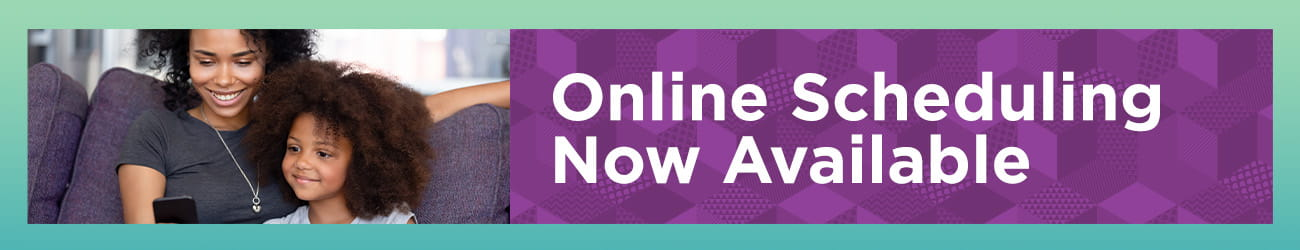 Online Scheduling Now Available