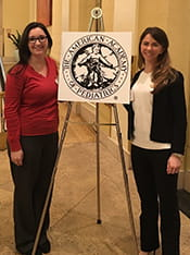 PALS residents at the 2018 AAP Legislative Conference