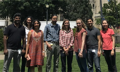 Ghazi Lab 2017 Summer Team
