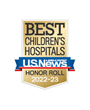 US News Ranked in 10 Specialties