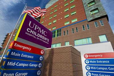 Image of UPMC Children's Hospital of Pittsburgh