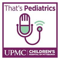 That's Pediatrics Logo