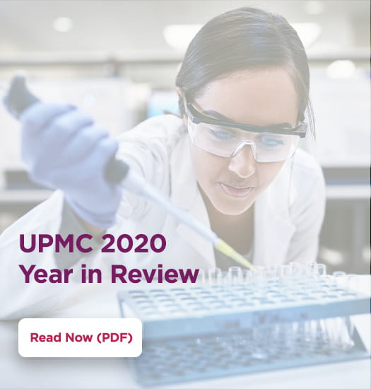 UPMC Year in Review