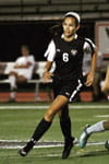 Ariana Camino, Soccer Player, Partial ACL Tear