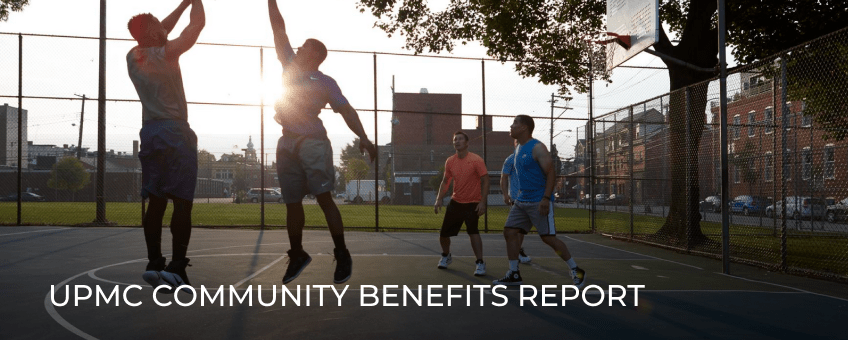 2019 - 2020 UPMC Community Benefits Report