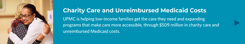 Charity Care and Unreimbursed Medicaid Costs