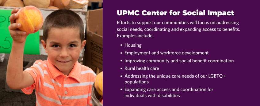 UPMC Center for Social Impact