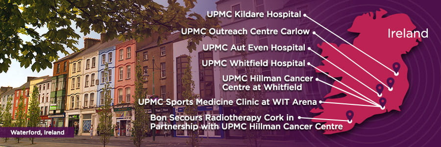 Waterford, Ireland | UPMC International Division