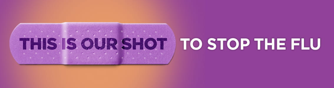 This is our shot to stop the flu | UPMC