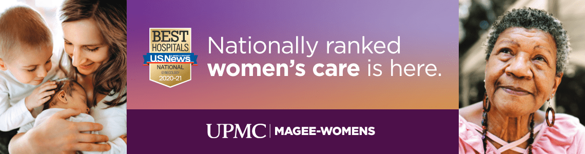 Nationally ranked women's care is here.