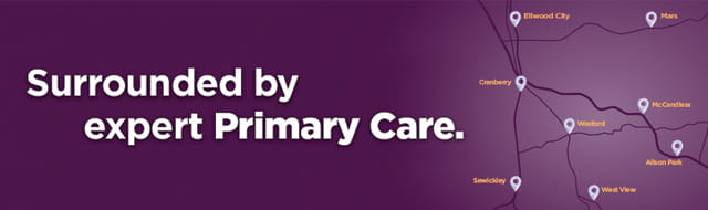 Surrounded by expert Primary Care.