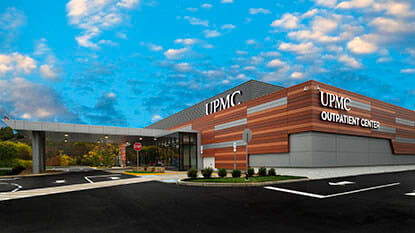UPMC Outpatient Center at 275 Clairton Blvd. in West Mifflin, Pa.