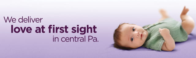 We deliver love at first sight in central Pa.