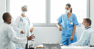 Image of physicians.
