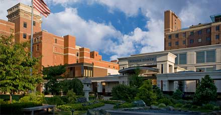 UPMC Shadyside School of Nursing campus