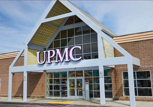 UPMC Outpatient Center at Westgate Plaza exterior