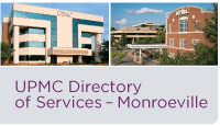 UPMC Directory of Services - Monroeville - PDF