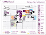 UPMC Hamot Campus Map