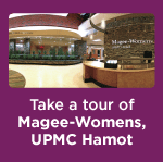 View a tour of Magee-Womens, UPMC Hamot.