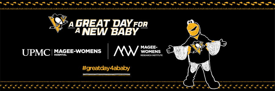 A Great Day for a New Baby Banner