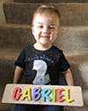 Gabriel | Stories From Magee