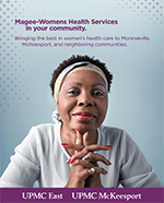 Women's Health Services at McKeesport Brochure