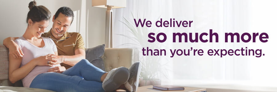 We deliver so much more than you're expecting.