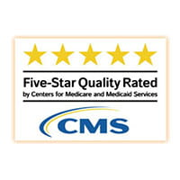 Five-Star Quality Rated