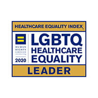 LGBTQ Healthcare Equality Badge