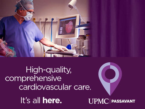 High-quality, comprehensive cardiovascular care. It's all here. | UPMC Passavant