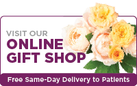 Visit our online gift shop - free same day delivery to patients
