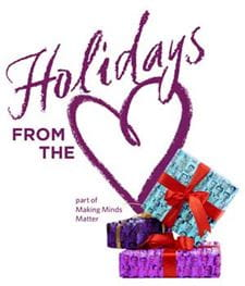 Holidays from the Heart graphic