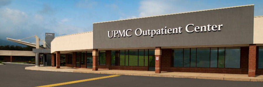 UPMC Outpatient Center in Lock Haven, Pa. exterior