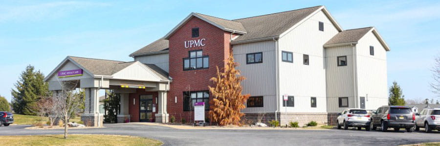 UPMC Specialty Care in Lewisburg, Pa. exterior