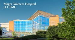Magee-Womens Hospital of UPMC aetist rendering