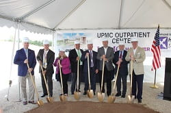 UPMC Hanover Outpatient Ctr Ground Breaking release