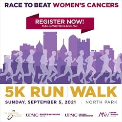 Race to Beat Womens Cancer Save the date release