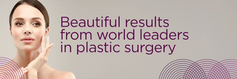 Aesthetic Plastic Surgery Banner